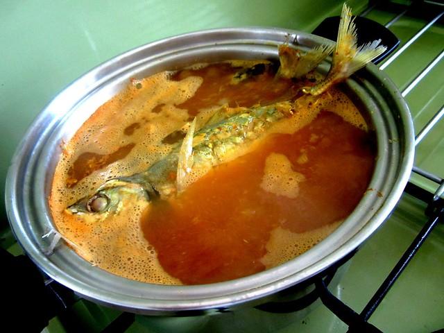 STP's ikan masak kunyit 1