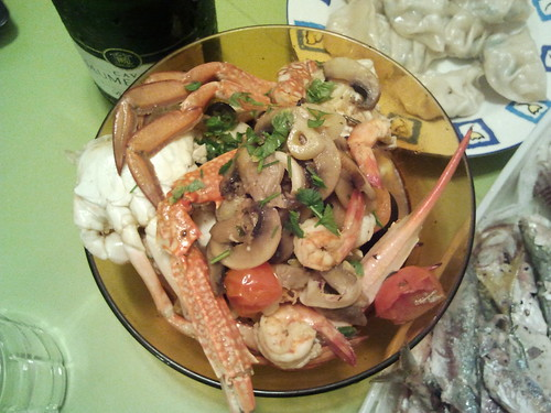 Seafood is Ready