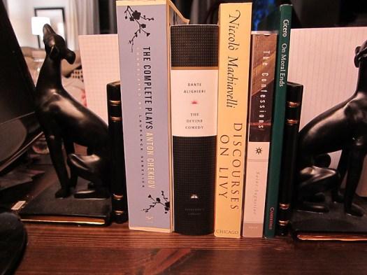 St. John's College bookstore run