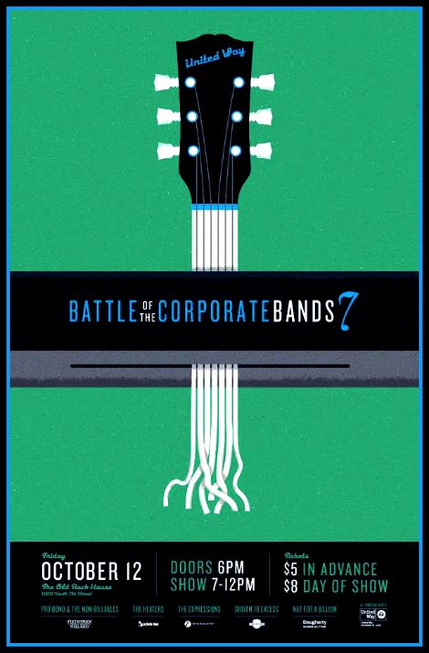 Battle Of The Corporate Bands 7