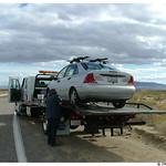 Towing the Car Away #2
