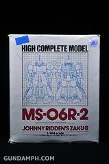 HCM MS-06R-2 Johnny Ridden's Zaku-II (144 scale) 1984 make (1)