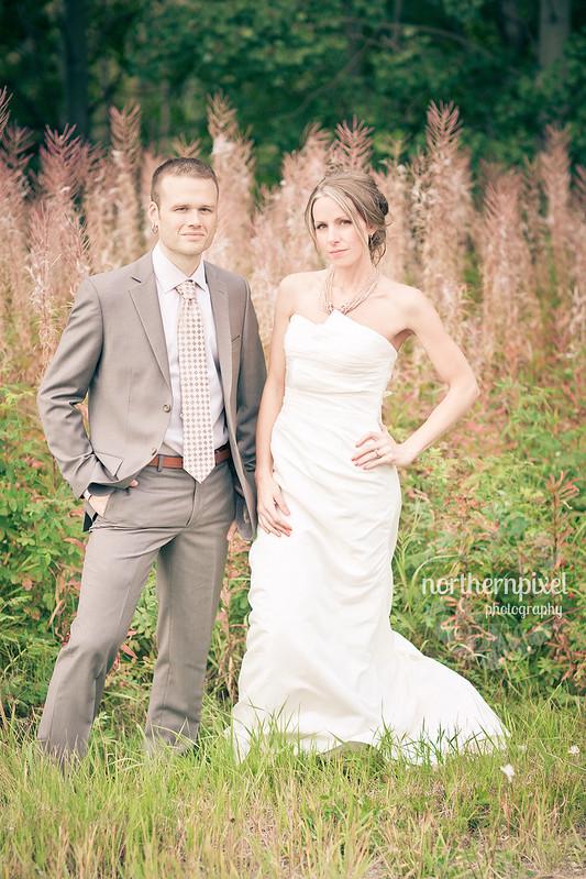 Christine & Nathan- Prince George BC Wedding