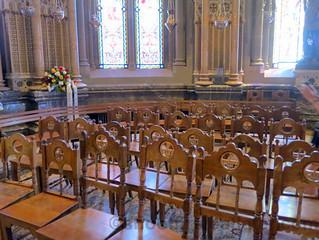 neo-Romanesque prayer chapel-002