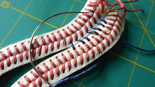 Baseball Bracelet 18