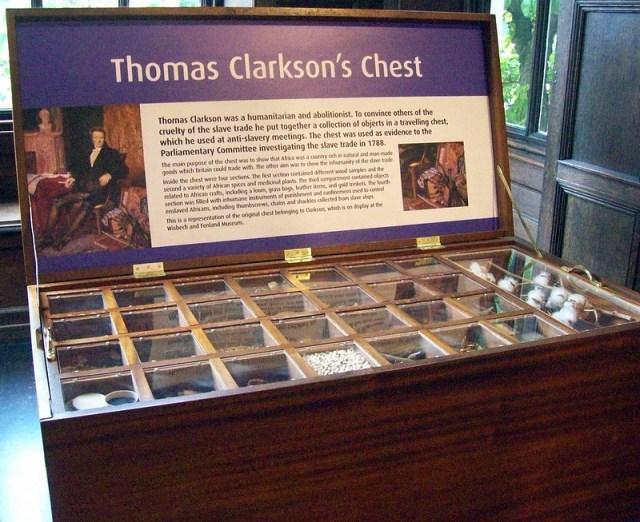THOMAS CLARKSON'S CHEST