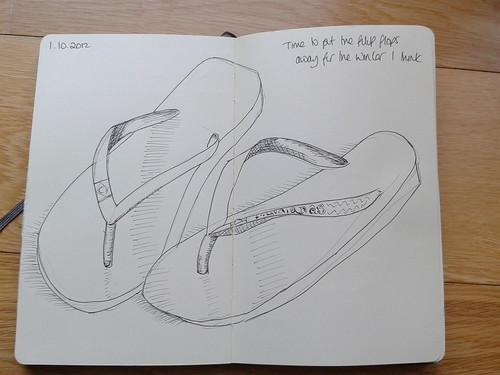 Flip flops by nualacharlie