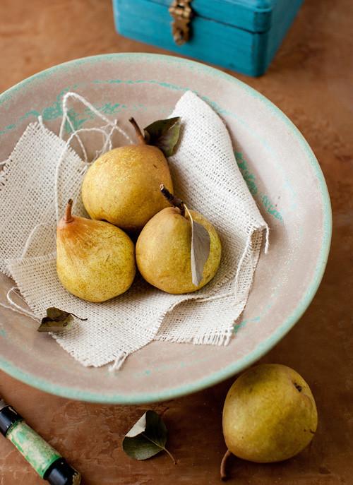 Pear cake 1