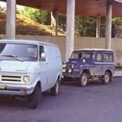 Bedford CF Van (1974)