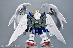 SDGO Wing Gundam Zero Endless Waltz Toy Figure Unboxing Review (18)