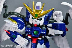 SDGO Wing Gundam Zero Endless Waltz Toy Figure Unboxing Review (21)