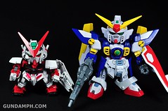 SD Archive Wing Gundam Unboxing Review (62)