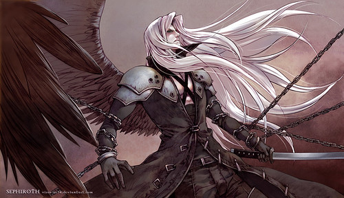 Sephiroth: One Winged Angel