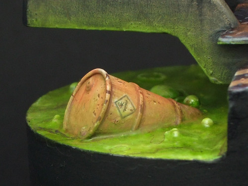 Toxic Tilly - Base Close-Up