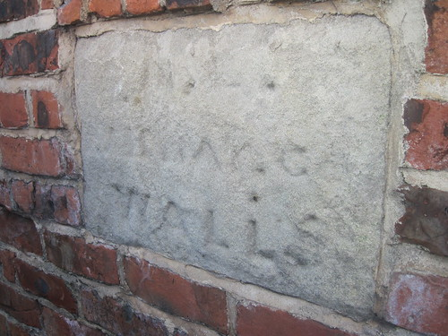 Redcar Wall Mystery