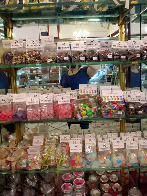 Robiglio, Florence- candies