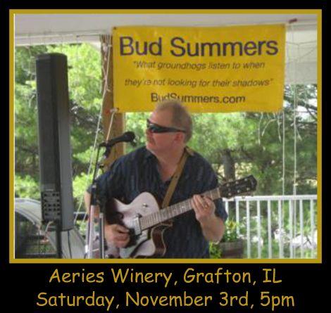 Bud Summers 11-3-12