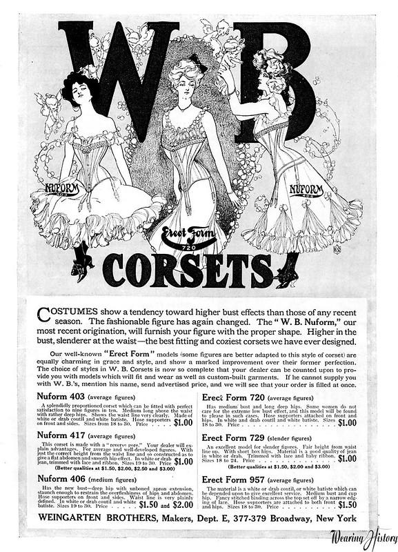 corset19052