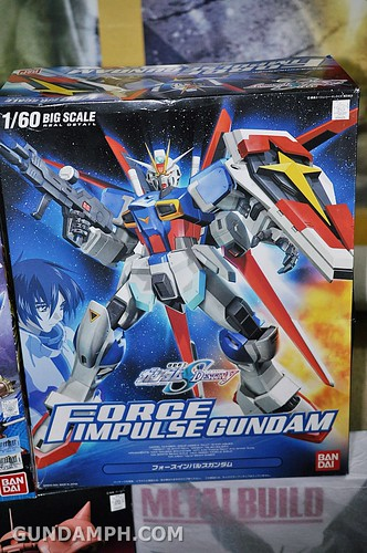 big scale force impulse gundam