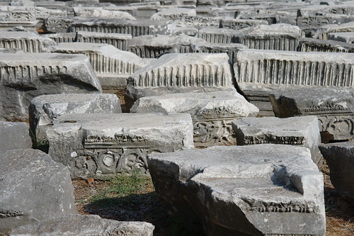 Rows of Rubble