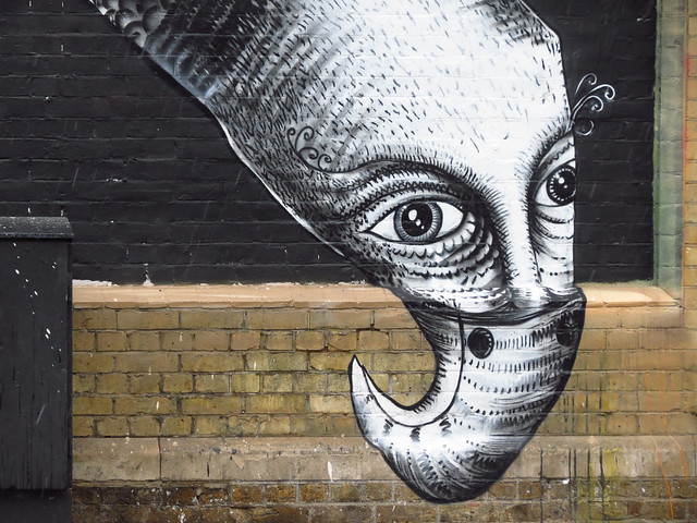 Phlegm, Great Eastern Street