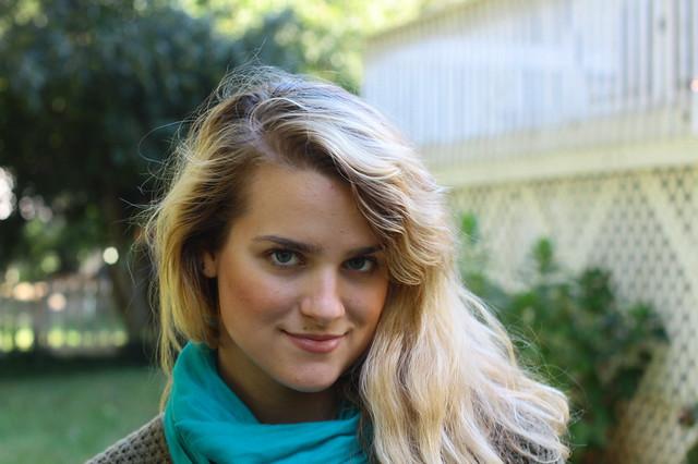 My Scandinavian sister