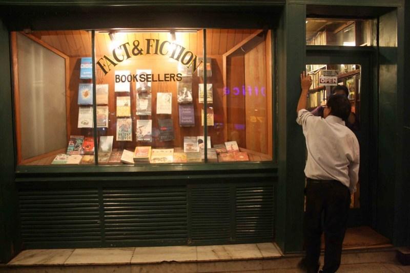 City Reading – The Delhi Proustians XXX, Fact & Fiction Bookstore