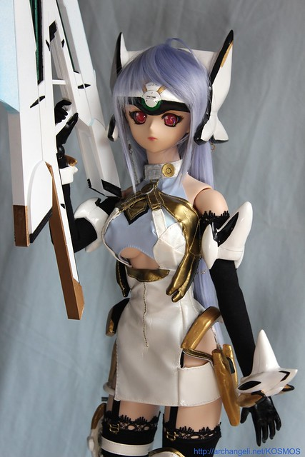 KOS-MOS Custom Dollfie Dream