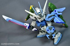 SDGO SD Launcher & Sword Strike Gundam Toy Figure Unboxing Review (47)