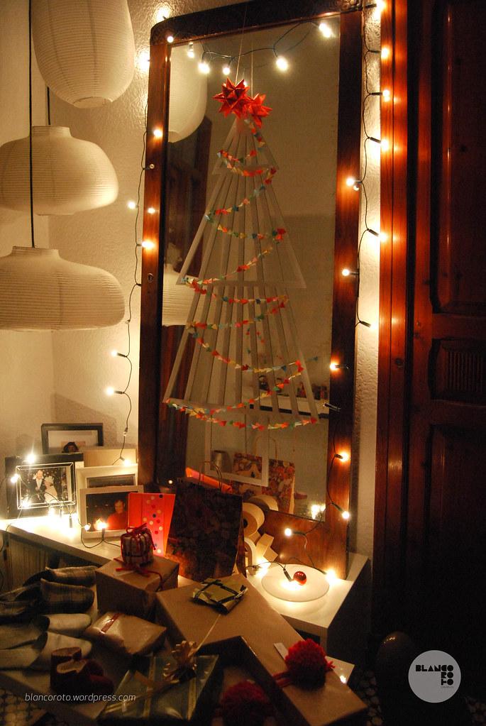 BlancoRoto - Árbol de Navidad II