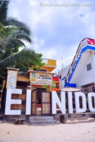 Hostel La Banane, El Nido, Palawan