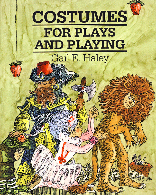cover of Costumes for Plays and Playing by Gail E Haley