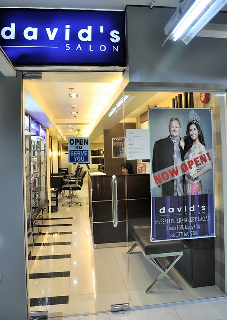 David's Salon, Laoag