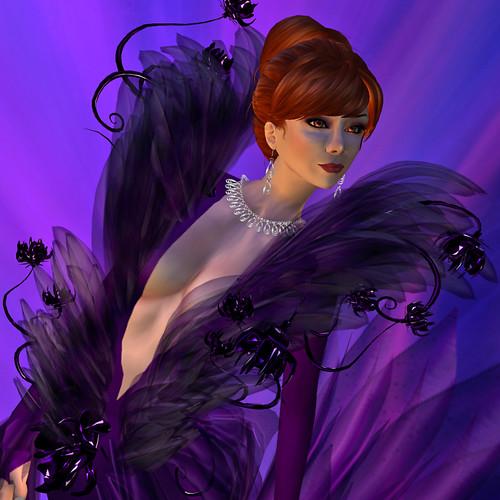 O, so very Purple . . .