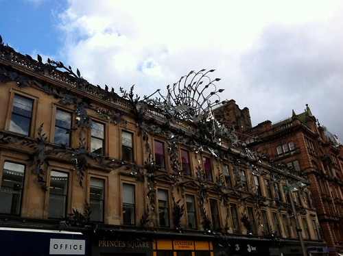 Glasgow - Along style mile