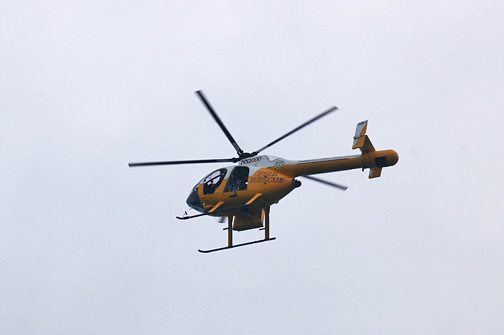 HFD helicopter