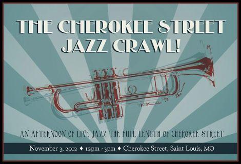 Jazz Crawl 11-3-12