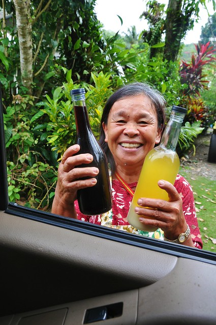 Lola Ingga and her wines