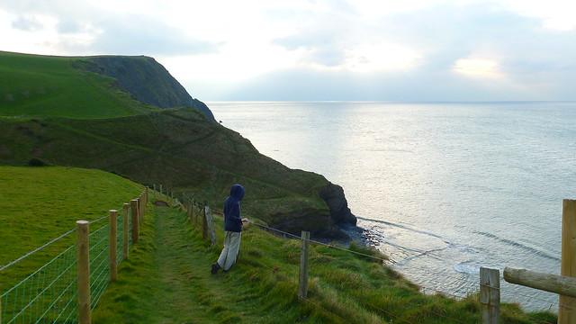 Clarach Bay, Borth