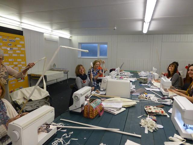Roman Blind Workshop Jan13