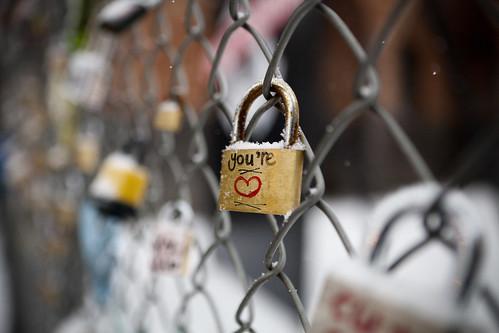 locked hart