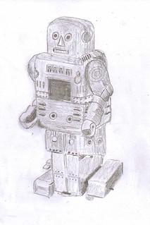 robot - m