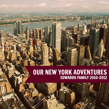 NYC Photo Book