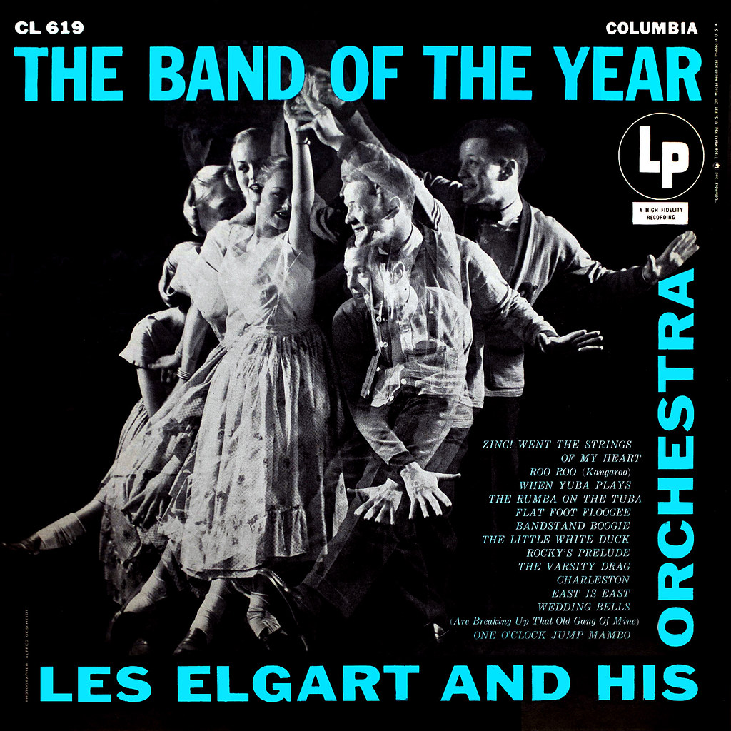 Les Elgart - The Band of the Year