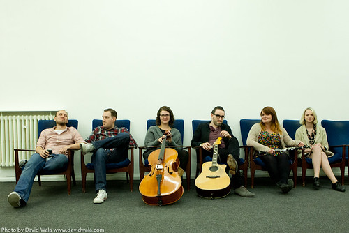 The Union Choir Soundcheck at The Lit and Phil Newcastle 6 October 2012-11.jpg