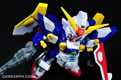 SD Archive Wing Gundam Unboxing Review (43)
