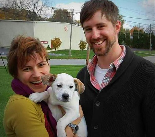 20121020. A week from today, we get to bring this little sweetie home with us! Introducing... BIRDIE!