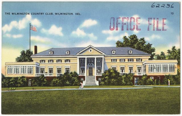 Country Club Wilmington Delaware Logo