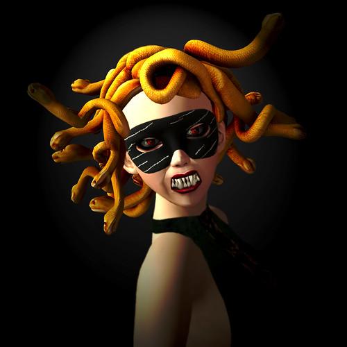The Lair - Medusa