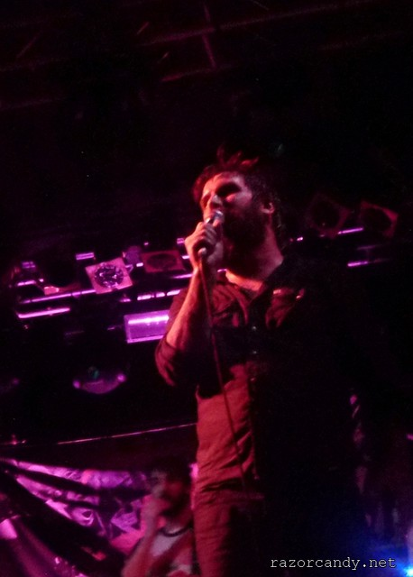 Every Time I Die - 29th oct, 2012 (1)